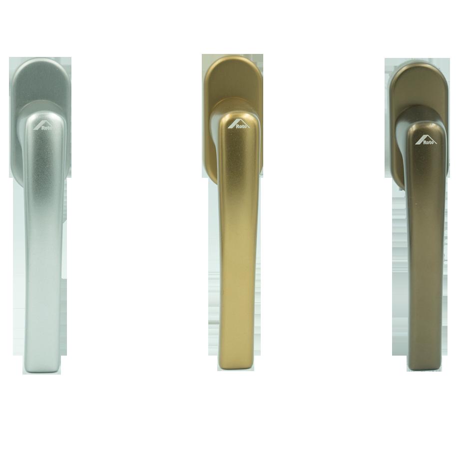 Plastic & Aluminium Window Handles
